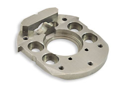 titanium components for the medical & imaging industries
